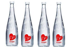 Evian 2013 Limited Edition by Diane von Furstenberg