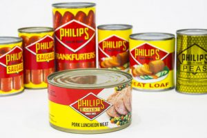 Philips Gold, A taste of Gold in a can.