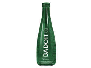 BADOIT Sparkling Mineral Water (glass bottle) 330 ml