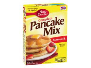 BETTY CROCKER Complete Pancake Mix Buttermilk 37oz