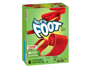 BETTY CROCKER Fruit by the Foot Strawberry 4.5oz