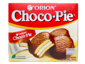 ORION Choco Pie 12 Packs 12.70oz