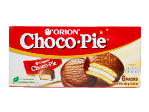 ORION Choco Pie 6 Packs 6.35oz