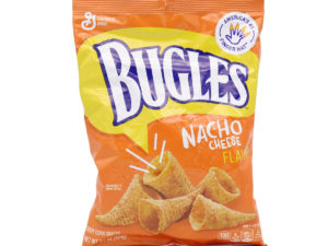 Bugles Nacho Cheese Flavor 3.7oz