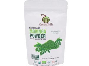 GREENEARTH Organic Moringa Powder 100g