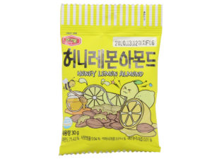 MURGERBON Honey Lemon Almond 30g