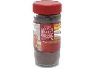 HERITAGE Rich Roast Instant Coffee 100g