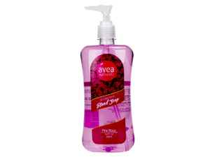 AVEA Naturals Levels Anti-Bac Hand Soap Rose (Pink) 500ml