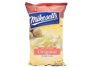 MIKESELLS Original Potato Chips 170g