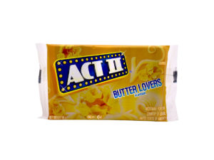 ACT II Butter Lovers 12ct 85g