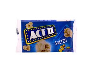 ACT II Salted Tray 12ct 85g
