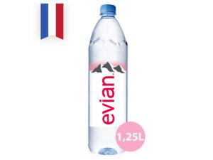 EVIAN Natural Mineral Water – Prestige 1.25L