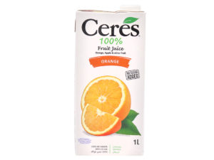CERES Fruit Juice – Orange 1L