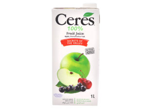 CERES Fruit Juice – Secrets of the Valley 1L