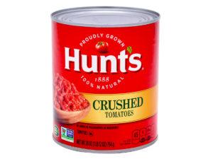 HUNTS Crushed Tomatoes 28oz