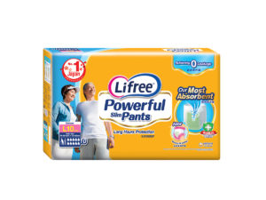 LIFREE Powerful Thin Pants – Adults (Unisex) L10's Large