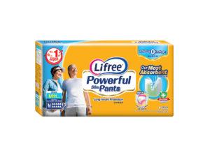 LIFREE Powerful Thin Pants – Adults (Unisex) M10's+1's Medium