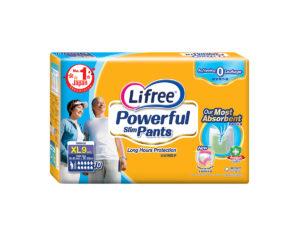 LIFREE Powerful Thin Pants – Adults (Unisex) XL9's Extra Large