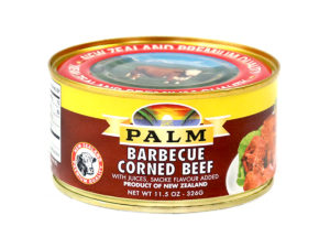 PALM Corned Beef w/ Natural Juice – BBQ 326g