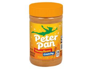 PETER PAN Peanut Butter Honey Roast Crunchy 16.3oz