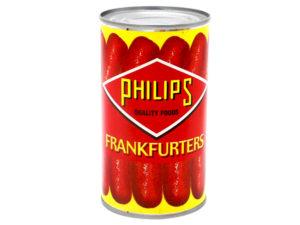 PHILIPS Frankfurters 225g