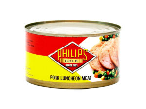 PHILIPS Gold Pork Luncheon Meat 350g