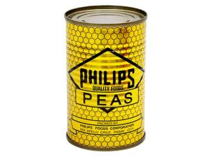 PHILIPS Green Peas 155g