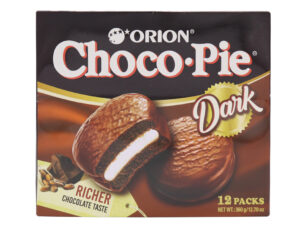 ORION Choco Pie Dark 12 Packs 12.70oz