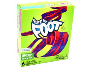 BETTY CROCKER Fruit by the Foot Berry Tie Dye 4.5oz