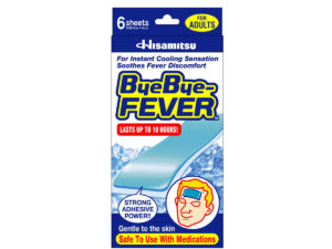 BYEBYE-FEVER Adult 2's x 3's