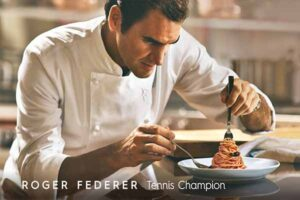 Barilla X Roger Federer