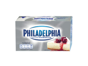 Philadelphia Cream Cheese Original Block 250g