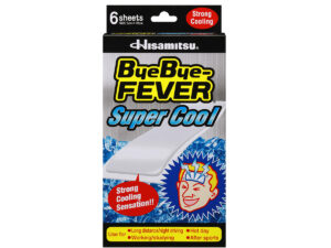 BYEBYE-FEVER Super Cool 2's x 3's