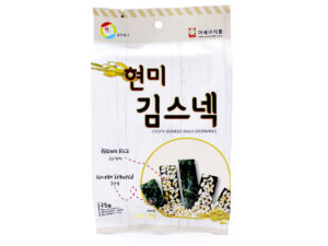 ASIA Crispy Seaweed Brown Rice 25g