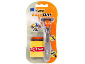 BIC Easy Clic 1 Handle+1 Refill