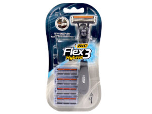 BIC Flex 3 Hybrid 1 Handle+4 Catridges 1
