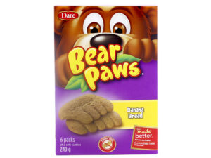 BEAR PAWS Banana Bread 240g