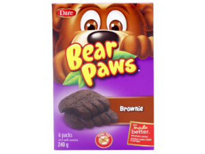 BEAR PAWS Brownie 240g