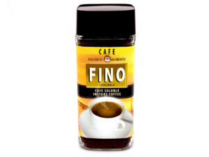CAFE FINO Agglomrtd Ins Coffee