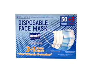 KENKO AA Premium Disposable Face Mask 4ply