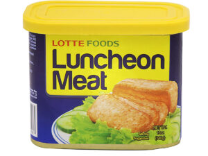 LOTTE FOODS Luncheon Meat 340g