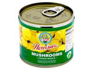 NARCISSUS Mushroom Whole 198g
