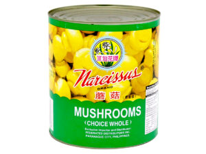 NARCISSUS Mushroom Whole 2840g