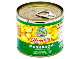 NARCISSUS Mushroom Pcs & Stems 198g