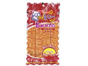 BENTO Squid Snack Sweet & Spicy 12g